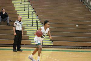 Boys JV Basketball vs. Faith 1.22.19