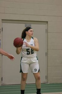 Girls Varsity Basketball vs. Faith 1.22.19