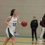 Girls Varsity Basketball Falls To New Hope