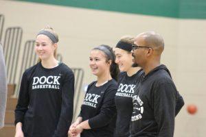 Girls Basketball vs Calvary Christian 1/24/19