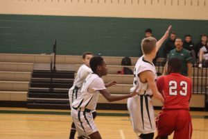 Boys JV MS Basketball vs Indian Crest 012519 (JL)