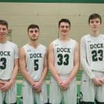 Seniors Lead The Way For Boys Basketball