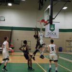 Boys Varsity Basketball beats Calvary Christian Academy