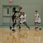 Dock Boys Basketball Runs Out Of Juice  vs. VFMA