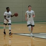 Boys Varsity Basketball runs out of time – falls to VFMA