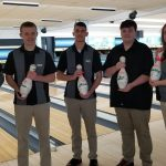 Boys Varsity Bowling Clinches 2nd Straight BAL Title