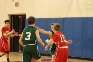Dock MS JV.V Boys Basketball vs. Indian Valley 2.5.19 (JL)