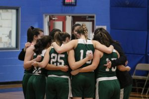 Girls Varsity Basketball vs MaST 2/5/19