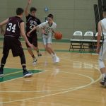 Boys Middle School Basketball Falls to FCA MS