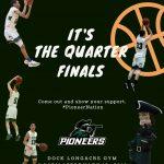 Boys Basketball hosts Quarter Finals of BAL Playoffs