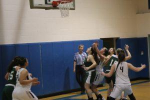 Girls Varsity Basketball BAL 1st Round vs. CCA 2/11/19