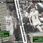 Dock Hosts District I Playoff Double Header