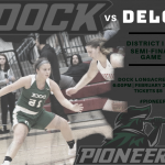 Girls Basketball hosts District I AA Semi-Final Game