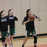 Girls Varsity Basketball vs Sacred Heart-District Finals 2/23/19