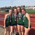 Dock Athletes Shine on Beautiful Day for Track and Field