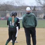 Girls Softball Falls To Bristol