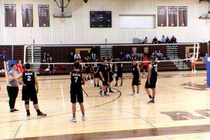 JV Volleyball vs Hempfield Tournament 3/23/19