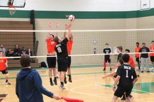 Varsity/JV Volleyball Tri-Scrimmage 3/19/19