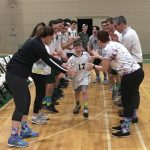 Big Win in Home Opener and for Down's Syndrome
