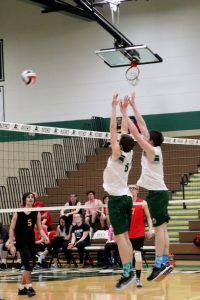 Varsity/JV Volleyball vs Haverford HS 4/4/19