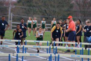 Middle School Track & Field vs. Pennbrook 4.8.19 (JL)