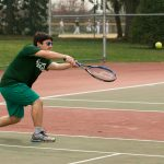 Boys Tennis Falls To Holy Ghost