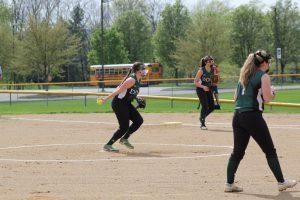 Varsity Softball vs Morrisville 4/23/19
