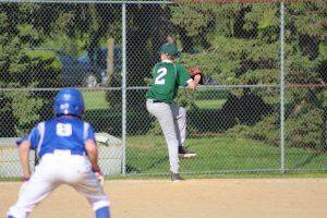Middle School Baseball vs. Quakertown White at HS Campus 4.30.19 (LP)