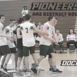 Boys Varsity Volleyball Clinches District Birth