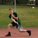 Boys Tennis falls to Church Farm School 5 – 2