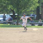 Boys Varsity Baseball beats MaST Community Charter School 17 – 3