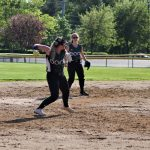 Girls Varsity Softball beats Lower Moreland