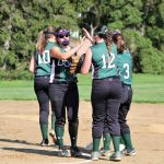 Dock softball wins a walk off thriller on Senior Day