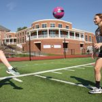 BRIDGEWATER SOCCER STAR MENTORS YOUNG PLAYER IN SOCCER AND LIFE