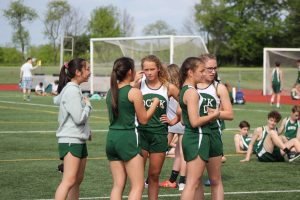 Middle School T&F at HS Campus vs. Pennridge North & South 5.8.19 (SP)