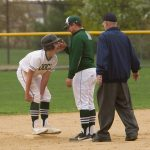 Boys Varsity Baseball falls to Souderton Area 4 – 1