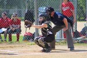 Varsity Softball vs Bristol HS 5/16/19