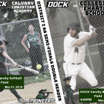 Dock hosts District I AA Semi-Final Games