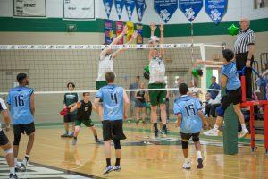 Varsity Volleyball 2019. LS