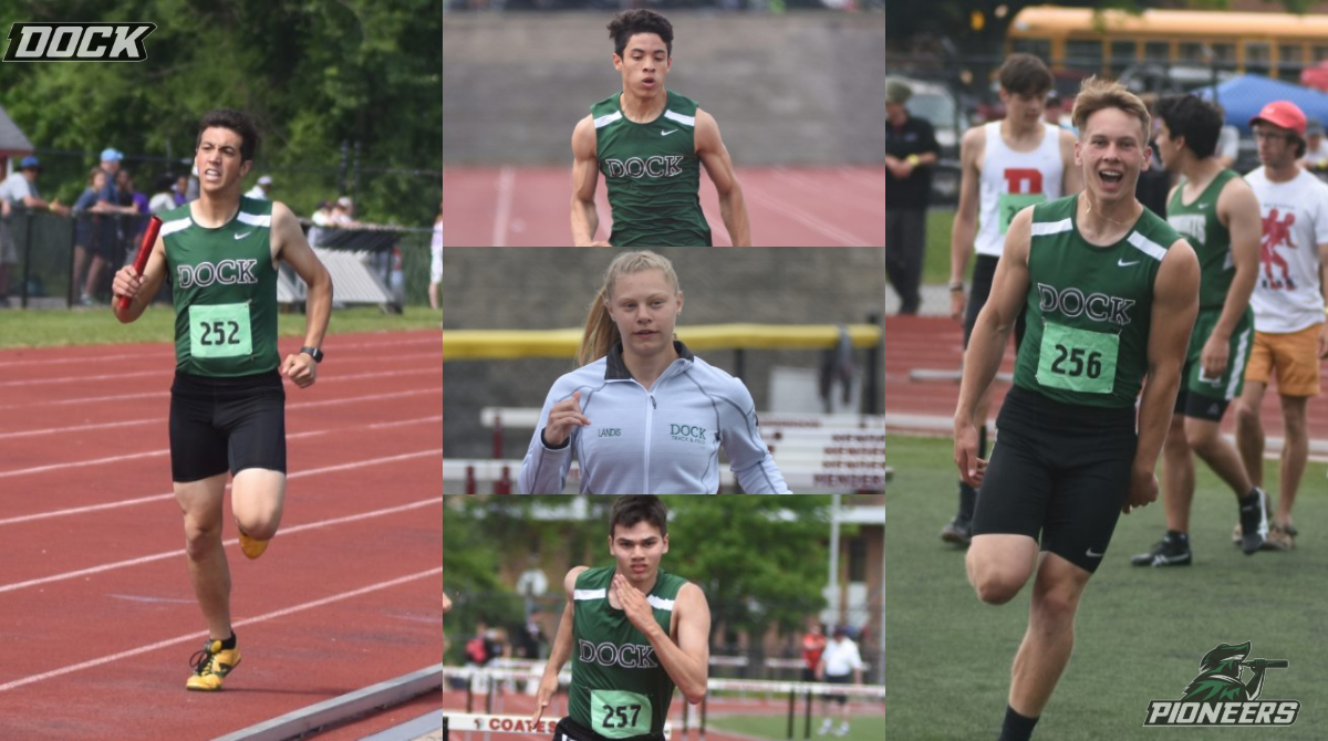 Track and Field Season Ends at States