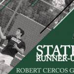 Robert Cercos Gonzalez State Runner-Up