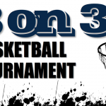 3 v 3 Basketball Tournament – October 5