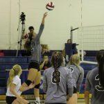 Girls Volleyball falls to Calvary 3-0