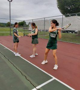 Girls Varsity Tennis vs Pottsgrove HS 9/6/19