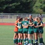 Girls Varsity Soccer beats Delaware County Christian School 2 – 1 at Home