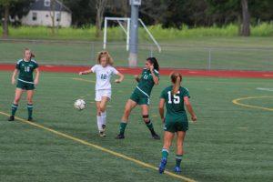 Girls Varsity Soccer vs Delco 9/9/19