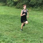Boys Cross Country starts the Season off Strong at Tyler State Park