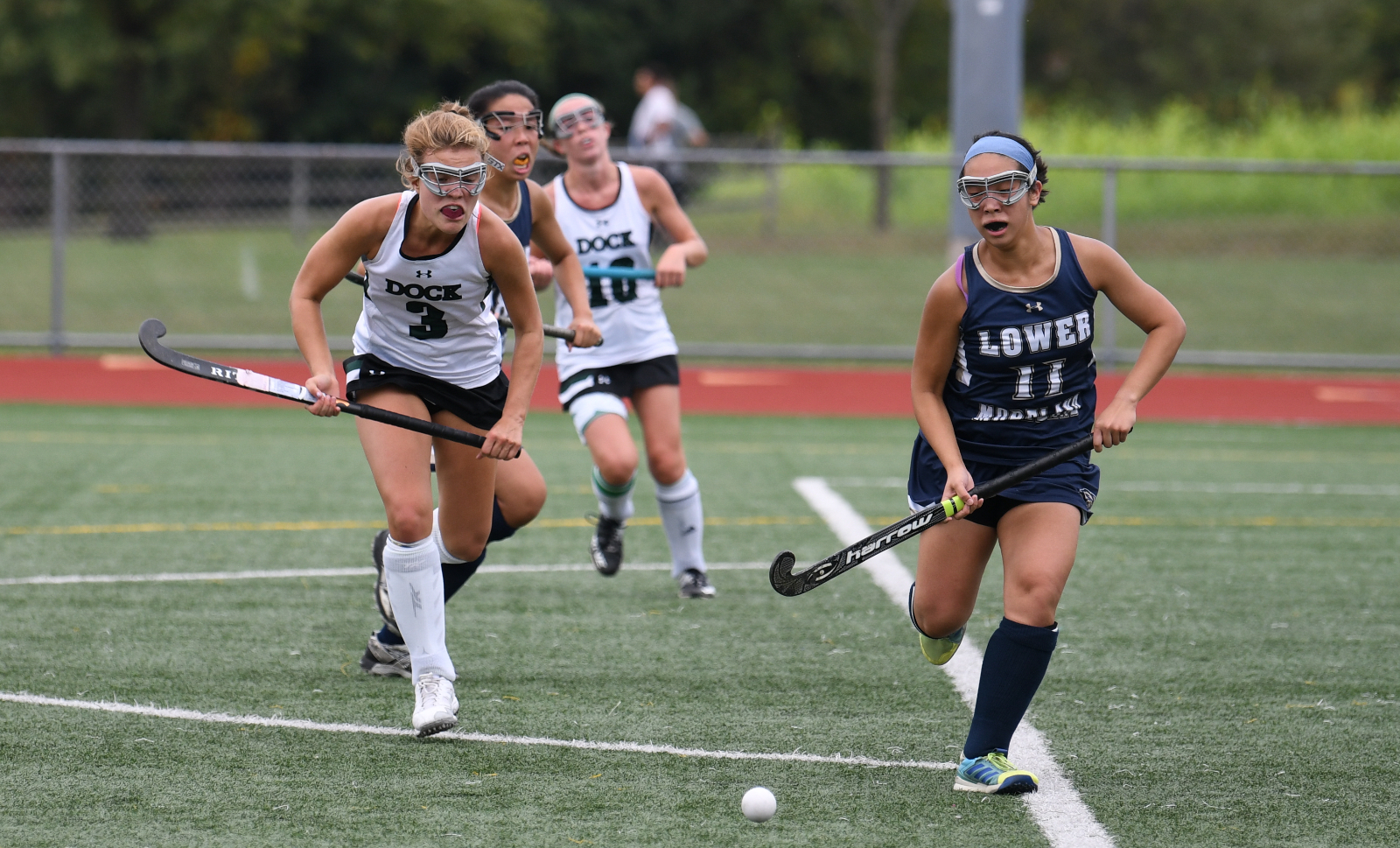 Girls Varsity Field Hockey falls to Lower Moreland 3 – 1