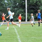 Coed Middle School Soccer beats Pennbrook Middle School