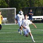 Boys Junior Varsity Soccer beats Church Farm School 7 – 1